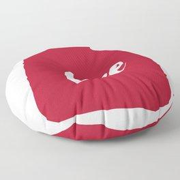 Utah Love Floor Pillow