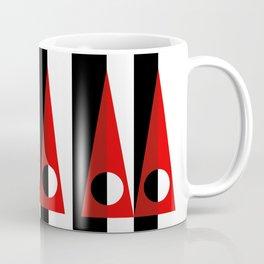 A GEOMETRICAL SUSPECT Coffee Mug