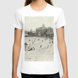 1889 Narragansett Towers, Casino, & Rockingham Hotel, Narragansett, Rhode Island T-shirt