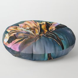 Gold Rose Collection. Floor Pillow