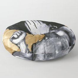 Naturally Queen GOLD Floor Pillow