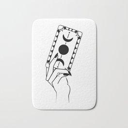 Tarot Hand Badematte
