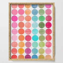 colorplay 5 Serving Tray