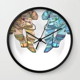 Luna Roca Wall Clock