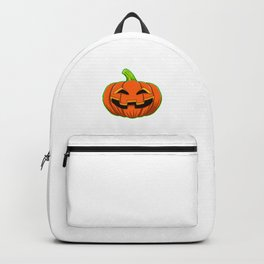 Too Poor For Halloween Funny Halloween Horror Scary Backpack