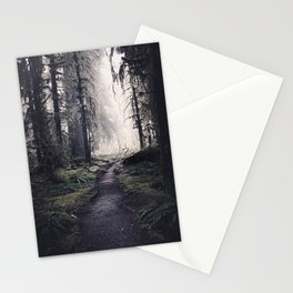 Magical Washington Rainforest Stationery Cards