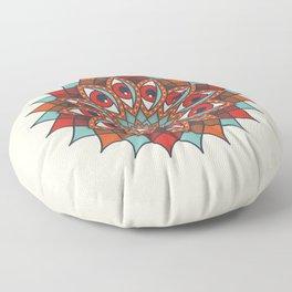 Bali Eyes 1 Floor Pillow