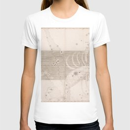 Johann Bayer - Uranometria / Measuring the Heavens (1661) - 27 Scorpio T-shirt