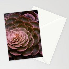 DARKSIDE OF SUCCULENTS VI Stationery Cards
