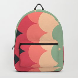 Gradual Rosegreen Backpack