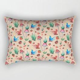 strawberry thieves Rectangular Pillow