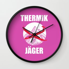 THERMIK+JAGER Wall Clock