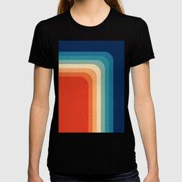 Retro 70s Color Palette III T-Shirt