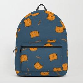 Meowhead Backpack