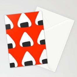 Onigiri and the Rising Sun Stationery Cards