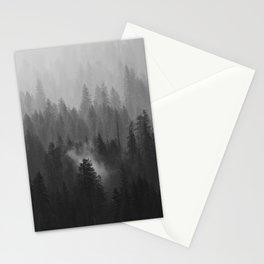 Yosemite Valley, CA, USA Stationery Cards
