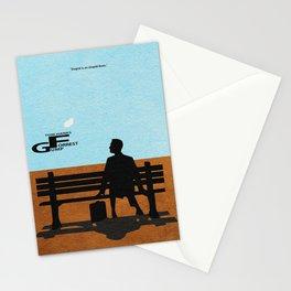 Forrest Gump Stationery Cards