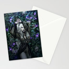 Deadly Nightshade Stationery Cards