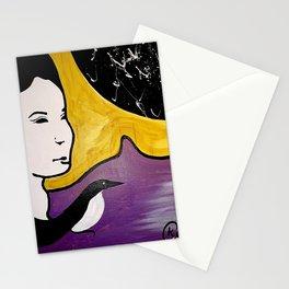K Olsen Nightly Stationery Cards