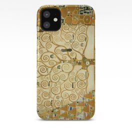 Gustav Klimt - Tree of Life iPhone Case