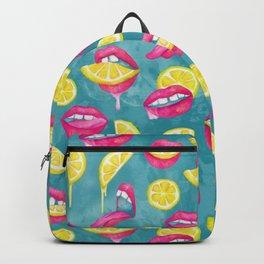 Bitch, Don't Kill My Vibe In Aqua Backpack