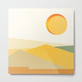 Sonoran Desert 3 Metal Print