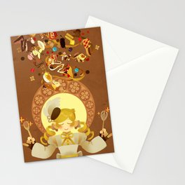 Mami Tomoe Stationery Cards