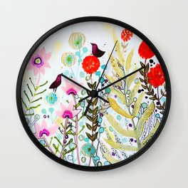 se faire la cour Wall Clock