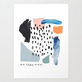 Malmo Art Print