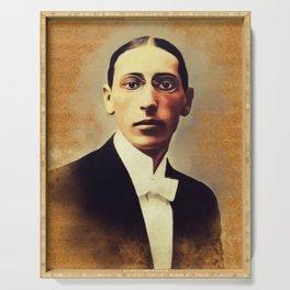 Igor Stravinsky, Music Legend Serving Tray