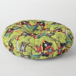 Pirate Hats Floor Pillow