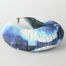 Kingfisher Floor Pillow
