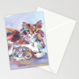 Patch and Stitch, Mama and Baby Stationery Cards