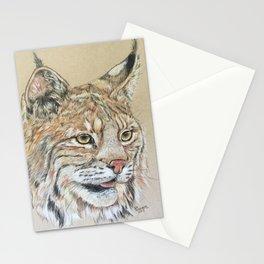 Bobcat Stationery Cards