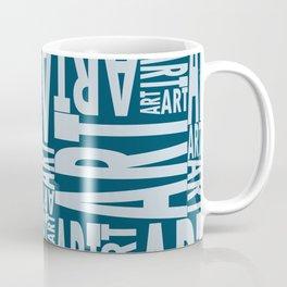 Art - DK Imperial Blue Coffee Mug