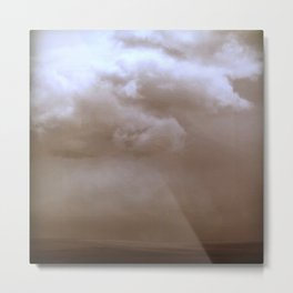 Clay Skies Metal Print