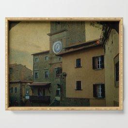 Cortona (Italy) Serving Tray