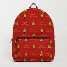 Merry christmas 2 Backpack