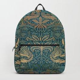 Gothic William Morris Backpack