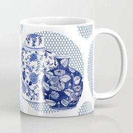CHINOISERIE GINGER JAR Coffee Mug