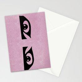 Peek-a-boo Stationery Cards