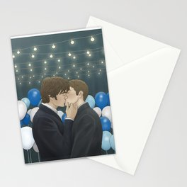 Kiss Me Slowly Stationery Cards
