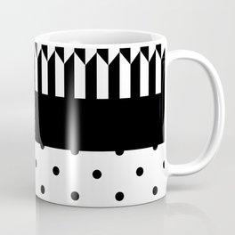 Polka Dots Pin Tips Coffee Mug