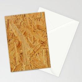 OSB WOOD Stationery Cards
