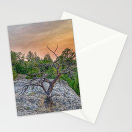 The Lone Tree Stationery Cards