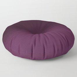 Burgundy purple hand painted watercolor ombre Floor Pillow