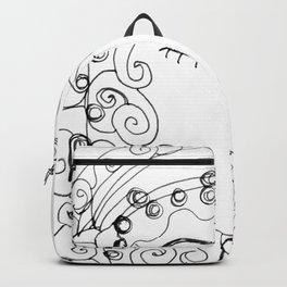 Gypsy Woman Backpack