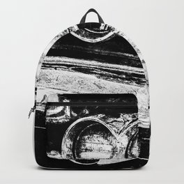 Classic American Car Backpack
