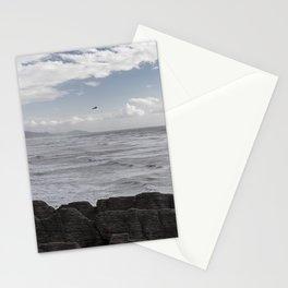 Pancake Rocks, NZ Stationery Cards