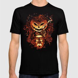 Halloween Pumpkin King (Lord O' Lanterns) T-shirt